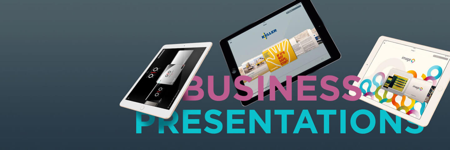 Presentation Apps – Business Presentation Mobile Apps & Web Apps